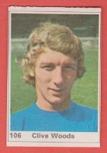 Ipswich Town Clive Woods